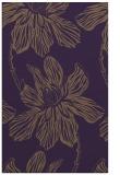 rug #509681 |  purple graphic rug