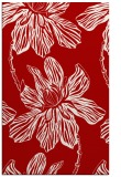 rug #509689 |  red graphic rug