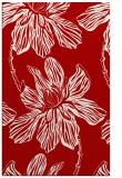 rug #509689 |  red popular rug