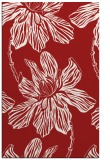 rug #509697 |  red graphic rug