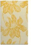 rug #509737 |  yellow rug