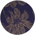 rug #509909 | round beige popular rug