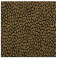 rug #510621 | square black rug