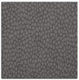 rug #510653 | square brown animal rug