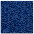 rug #510673   square blue animal rug