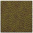 rug #510733 | square purple animal rug