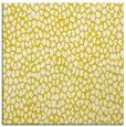 rug #510805 | square yellow animal rug