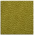 rug #510825 | square light-green animal rug