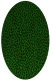 rug #510925 | oval animal rug