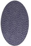 rug #510945 | oval animal rug