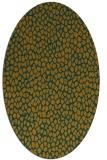 rug #511163 | oval animal rug