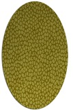 rug #511177 | oval light-green rug