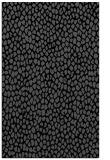 rug #511217 |  black animal rug