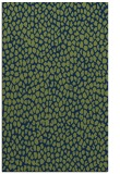 rug #511245 |  blue animal rug