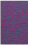 rug #511273 |  blue-green animal rug