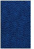 rug #511377    blue animal rug