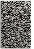 rug #511481 |  black animal rug