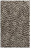 rug #511505 |  brown animal rug