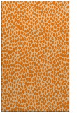 rug #511525 |  beige animal rug