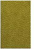 rug #511529 |  light-green animal rug