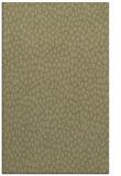 rug #511533 |  light-green animal rug