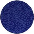 rug #511665   round blue-violet rug