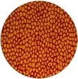 rug #511752   round animal rug