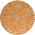 rug #511754   round animal rug