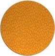 rug #511905 | round light-orange animal rug