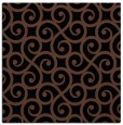 rug #512281 | square brown traditional rug