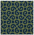 rug #512301 | square green rug
