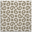 rug #512405 | square white traditional rug