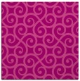rug #512473 | square pink traditional rug