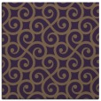 rug #512497 | square purple traditional rug