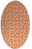 rug #512813   oval traditional rug