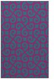 rug #513033 |  pink traditional rug