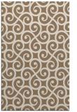 rug #513121 |  beige traditional rug