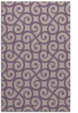 rug #513149 |  purple popular rug