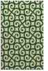 rug #513173 |  yellow traditional rug