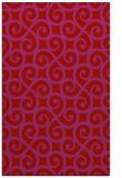 rug #513221 |  red popular rug