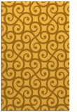 rug #513273 |  light-orange traditional rug