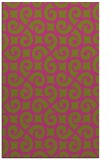 rug #513297 |  pink rug