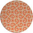 rug #513517   round traditional rug