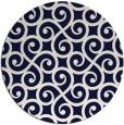 rug #513563 | round popular rug
