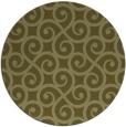 rug #513653   round traditional rug