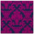 rug #514053 | square blue traditional rug