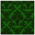 rug #514093 | square green traditional rug