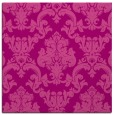 rug #514233 | square pink traditional rug