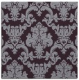rug #514261 | square purple damask rug