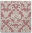 rug #514365 | square pink rug